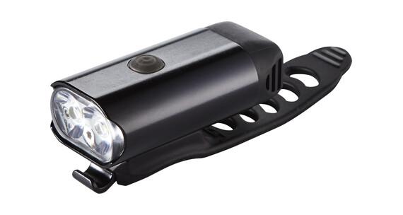 Lezyne Micro Drive 400 XL Scheinwerfer schwarz-glänzend